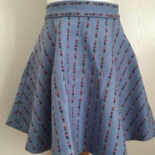 マヌーシュ(MANOUSH)のマヌーシュ Aラインスカート(ひざ丈スカート)