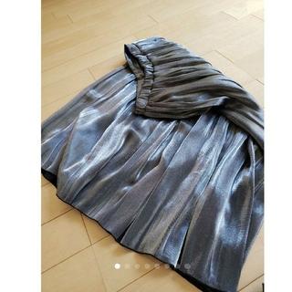 ルカ(LUCA)のtube0607様専用 LUCA プリーツ ロング スカート(ロングスカート)