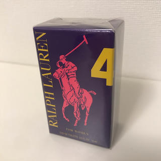 ラルフローレン(Ralph Lauren)のSALE !THE BIG PONY COLLECTION 4for women(香水(女性用))