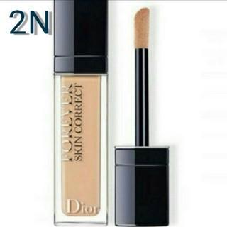 ディオール(Dior)のディオール スキンフォーエヴァー スキンコレクトコンシーラー2N(コンシーラー)