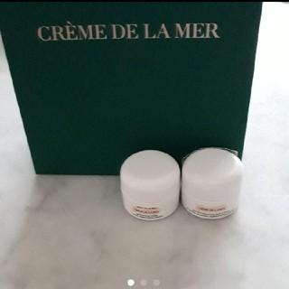 ドゥラメール(DE LA MER)の♥ドゥ・ラ・メール♥二種類クリーム♥(フェイスクリーム)
