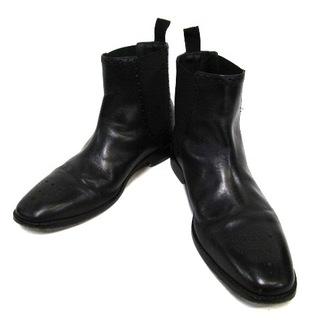 コールハーン(Cole Haan)のコールハーン ショートブーツ 8 メンズ 黒(ブーツ)