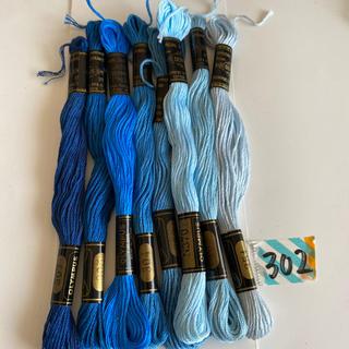 OLYMPUS - オリムパス刺繍糸 302