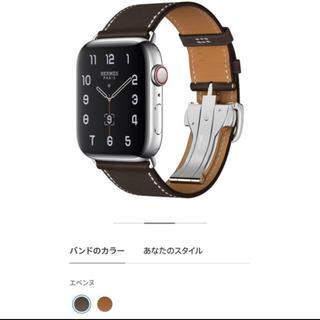 エルメス(Hermes)のApple Watch Hermes ステンレススチールケースとシンプルトゥール(腕時計(デジタル))