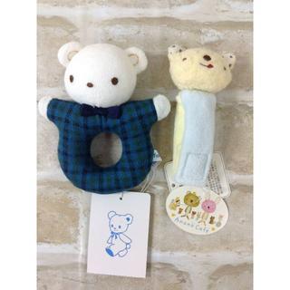 familiar - 【新品】familiar&AnanoCafe おもちゃ ★02YE0915434