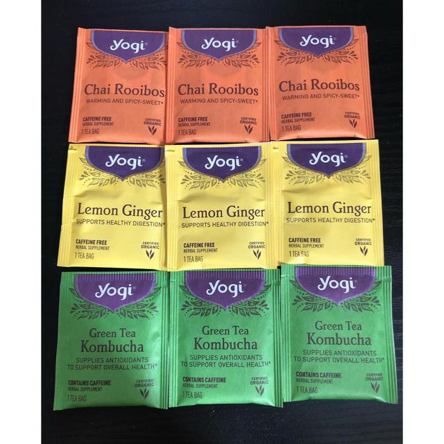 KALDI(カルディ)のヨギティー 食品/飲料/酒の飲料(茶)の商品写真