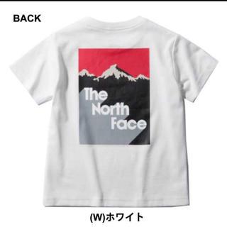 ザノースフェイス(THE NORTH FACE)のTHE  NORTH FACE 100cm(Tシャツ/カットソー)