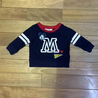 baby GAP ミッキートレーナー 6〜12months