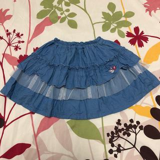 クーラクール(coeur a coeur)のクーラクール ブルマ付きスカート 2枚セット(スカート)