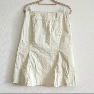 マーガレットハウエル(MARGARET HOWELL)のMARGARET HOWELL スカート Ⅲ(ひざ丈スカート)