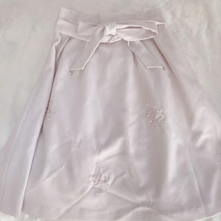 MISCH MASCH - ミッシュマッシュ MISCHMASCH スカート 刺繍