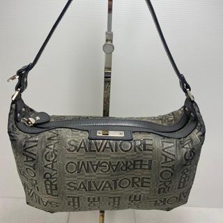 サルヴァトーレフェラガモ(Salvatore Ferragamo)のフェラガモ ワンショルダーポーチ ハンドバッグ (ハンドバッグ)