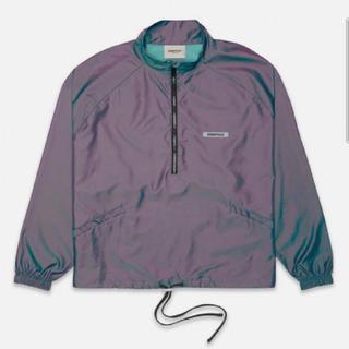 FEAR OF GOD - xxs essentials Half Zip Track Jacket