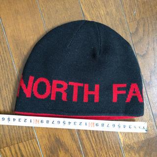 ザノースフェイス(THE NORTH FACE)の新品 TNFリバーシブルニット帽(ニット帽/ビーニー)