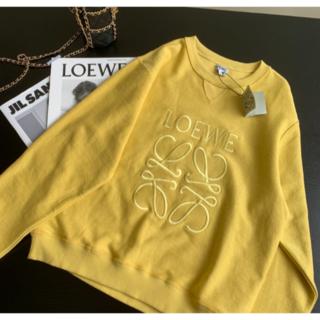 ロエベ(LOEWE)の☆LOEWE ロゴ オーバーサイズ スウェットシャツ(トレーナー/スウェット)