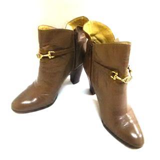 ジバンシィ(GIVENCHY)のジバンシー ショートブーツ 5 1/2 M(ブーツ)