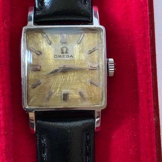 オメガ(OMEGA)の腕時計 オメガ OMEGA 手巻 箱付き(腕時計)