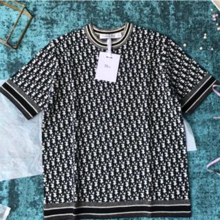 ディオール(Dior)のDior◆半袖ニット(ニット/セーター)