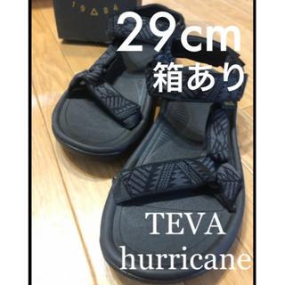 テバ(Teva)の大流行 テバハリケーンXLT2 29cm 新品 ブーメランBLACK(サンダル)