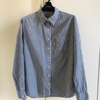 ヘザー(heather)のHeather ギンガムチェックシャツ(シャツ/ブラウス(長袖/七分))