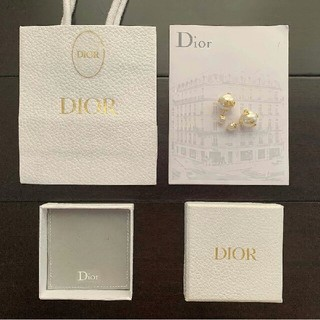 ディオール(Dior)のDiorイヤリング(イヤリング)