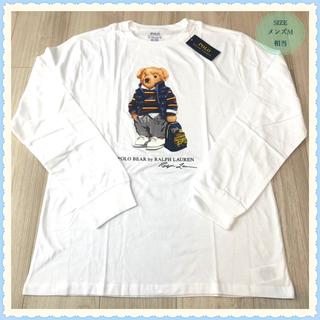 ラルフローレン(Ralph Lauren)のラルフローレン ポロベア ロンt  長袖 新品タグ付‼️(Tシャツ/カットソー(七分/長袖))