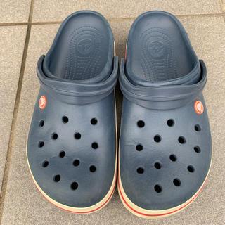クロックス(crocs)の【crocs】27cm (※crocsサイズ表参照)(サンダル)