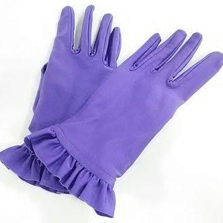 バレンシアガ(Balenciaga)のバレンシアガ 手袋 L レディース美品 (手袋)