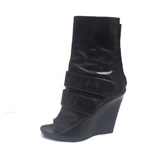 ジバンシィ(GIVENCHY)のジバンシー ブーツ 40 レディース 黒(ブーツ)