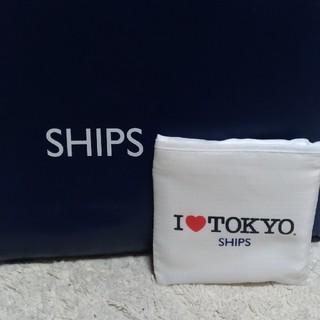 シップス(SHIPS)のエコバッグ SHIPS(エコバッグ)