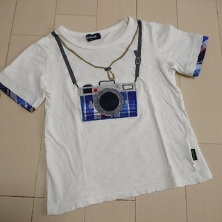 クレードスコープ(kladskap)のクレードスコープ  Tシャツ 110 (Tシャツ/カットソー)