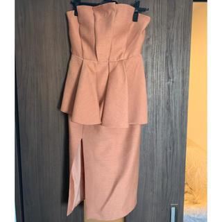 ROSE BUD - ローズバッドのコクーンドレス