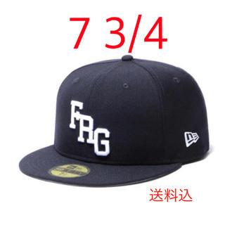 フラグメント(FRAGMENT)のフラグメント new era  FRG LOGO CAP 59FIFTY(キャップ)
