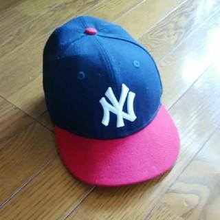 ニューエラー(NEW ERA)のニューエラ キャップ 53cm キッズ(帽子)