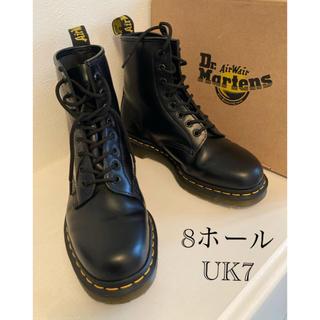 Dr.Martens - ☆ドクターマーチン 8ホール ブーツ 1460 UK7 専用箱あり 送料込