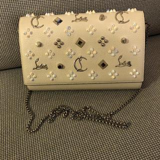 クリスチャンルブタン(Christian Louboutin)のクリスチャンルブタン パルマ クラッチバッグ 2way 財布(ショルダーバッグ)