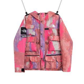 シュプリーム(Supreme)のsupreme 20ss TNF cargo jacket(マウンテンパーカー)