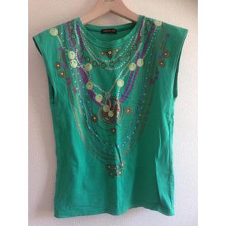エクスペディションモード(EXPEDITION MODE)のノースリーブTシャツ(Tシャツ(半袖/袖なし))