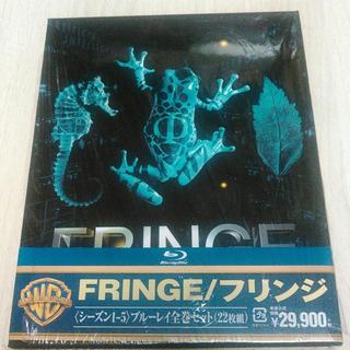 FRINGE/フリンジ シーズン1-5 ブルーレイ全巻セット〈22枚組〉(TVドラマ)