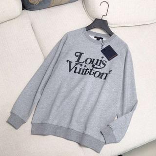 ルイヴィトン(LOUIS VUITTON)のLouis Vuitton★NIGO x LV 限定コラボ スウェットシャツ(スウェット)