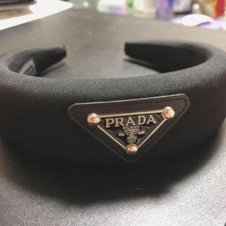 プラダ(PRADA)のPRADA カチューシャ(カチューシャ)