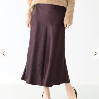 美品‼︎デミルクスビームス★大人気サテンスカート