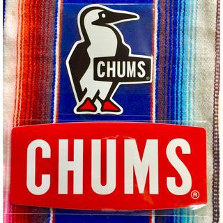CHUMS - 新品 CHUMS Sticker 2枚セット チャムス ステッカー a