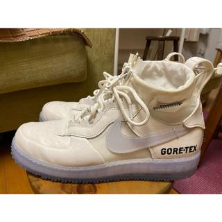 "NIKE AIR FORCE 1 WNTR THE10TH ""GORE-TEX""(スニーカー)"