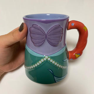 Disney - アリエルマグカップ