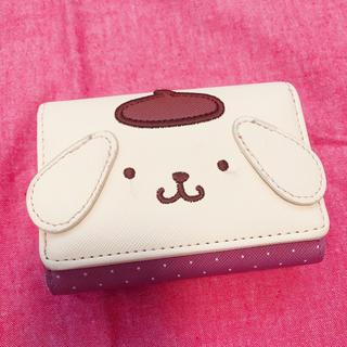 サンリオ(サンリオ)のポムポムプリン  三つ折り財布(財布)