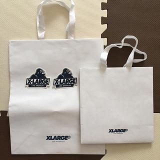 エクストララージ(XLARGE)のXLARGE ステッカー 袋セット(その他)