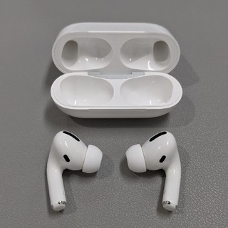 アップル(Apple)のApple AirPods Pro 美品(ヘッドフォン/イヤフォン)