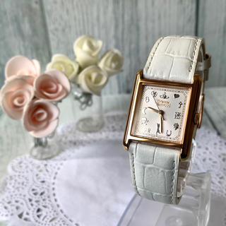 Vivienne Westwood - 【美品】ヴィヴィアン 腕時計 アイコン ウォッチ ピンクゴールド ホワイト