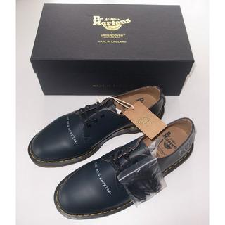 UNDERCOVER - UNDERCOVER Dr Martens 3ホール シューズ 革靴 navy
